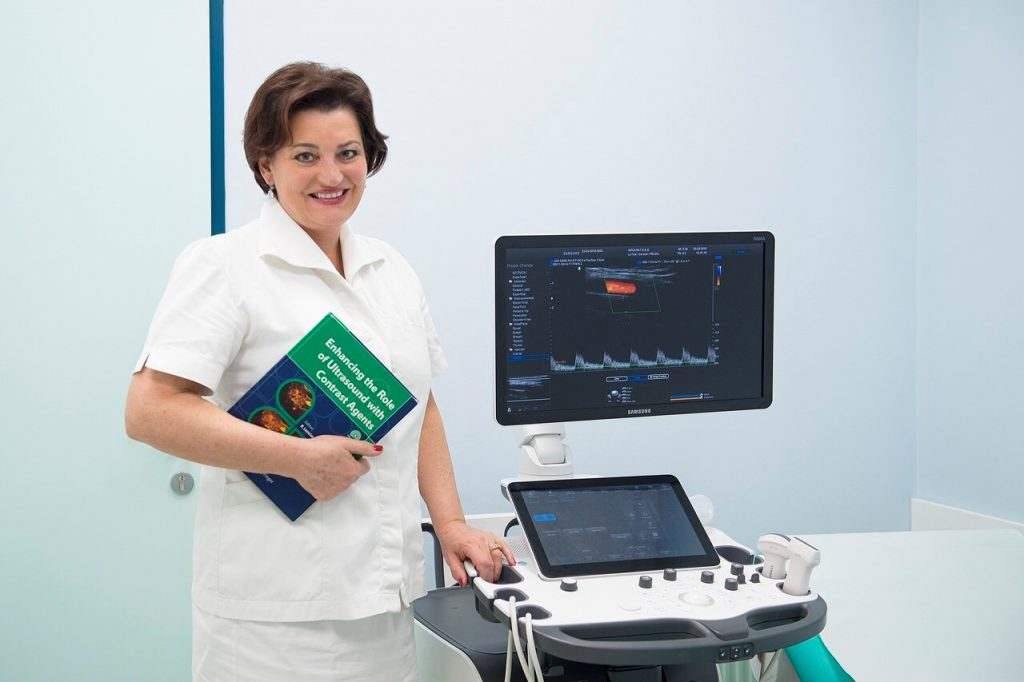 ultrazvok vratnih zil
